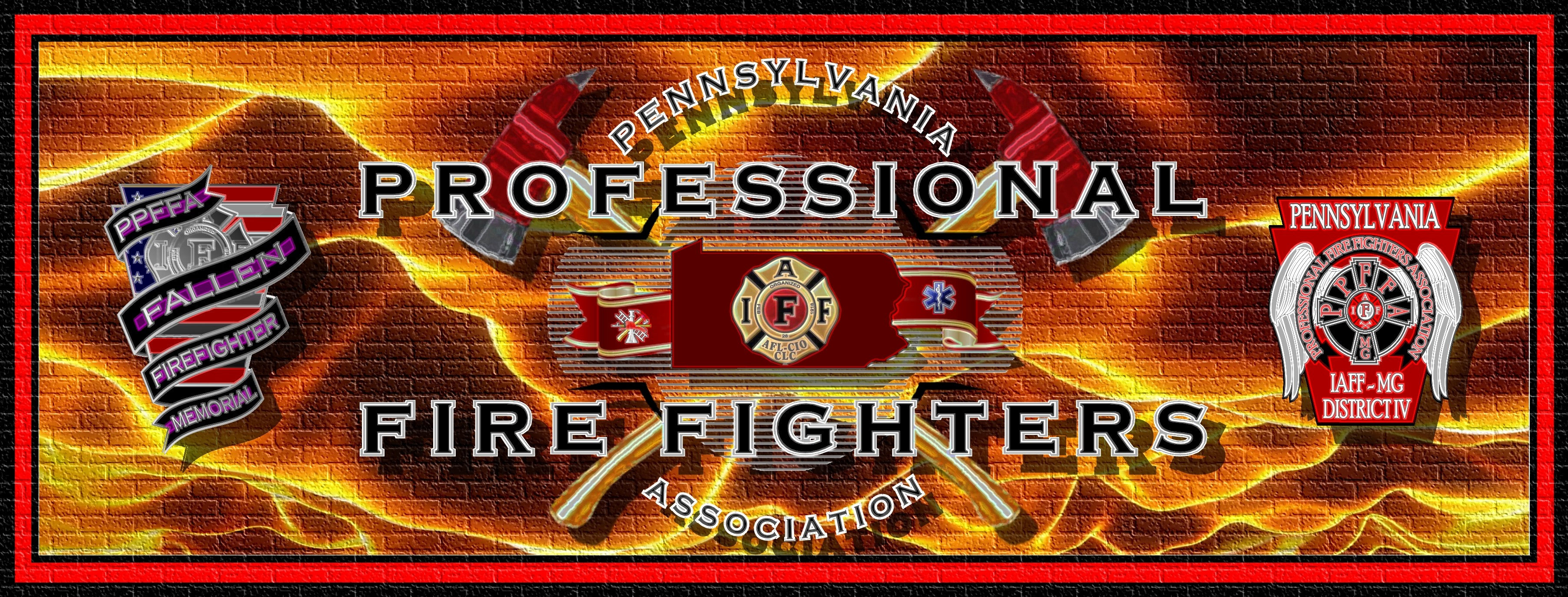 PA  PROF  FIRE FIGHTERS ASSOC  | About The PPFFA